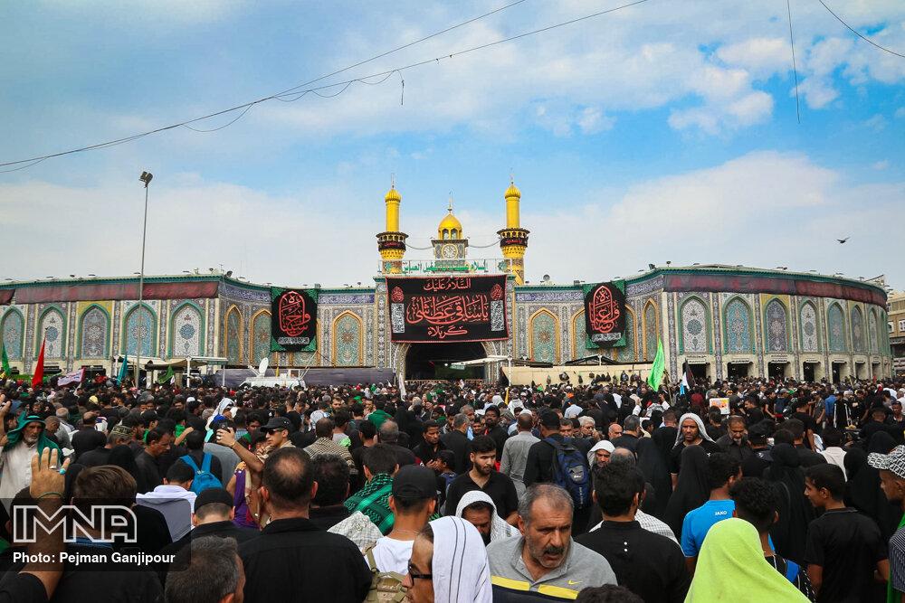 واکنش سفیر ایران در عراق به اظهارات استاندار کربلا درباره زیارت اربعین