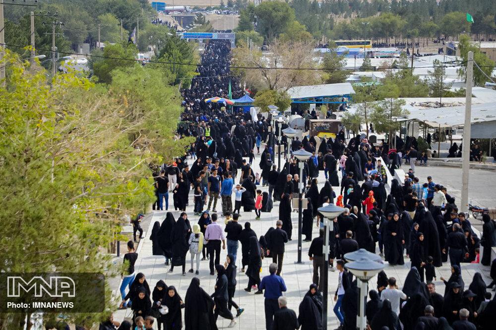 ستاد اربعین: برگزاری هرگونه پیادهروی گروهی به سمت مرزهای غربی ممنوع است