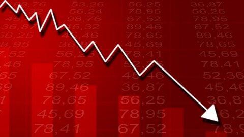 کاهش ۴۷ هزار واحدی شاخص کل بورس امروز ۲۷ مهر