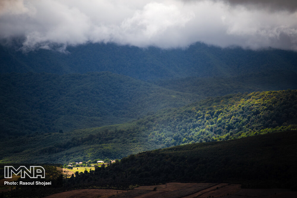طبیعت سواد کوه