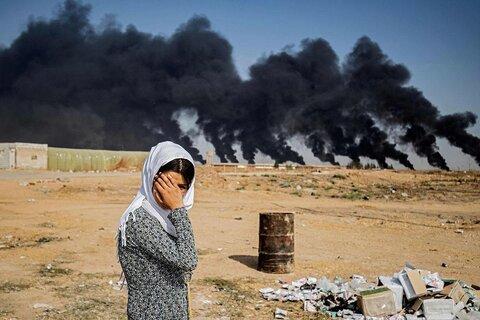 فراخوان هلال احمر ایران برای کمک به آوارگان کرد سوریه