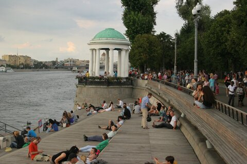 جنبشهای شهری مهم در مسکو