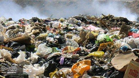 روزانه ۱۷۰۰ تن زباله وارد مرکز دفن پسماند کرج میشود