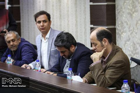 نشست خبری مدیرعامل باشگاه ذوب آهن اصفهان