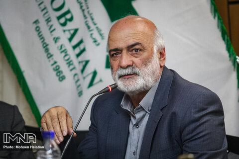 کربکندی: مشخص بود علی کریمی کمترین شانس را دارد