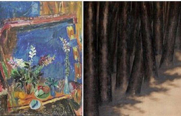 نقاشی هنرمندان ایرانی در لیست گرانترین آثار حراج هنر بونامز
