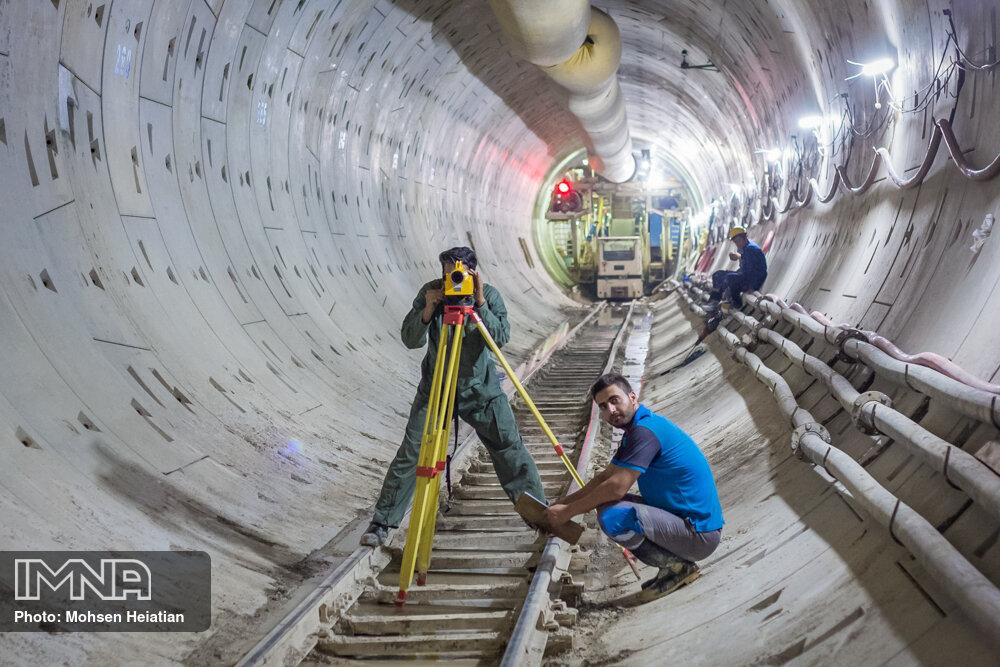 آب بندی ایستگاه های مترو برای ۱۰۰سال آینده