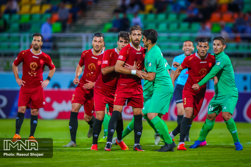 بمب کرونا در لیگ از مبدا فولادشهر!