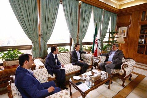 بازگشایی باغ سفارت برای بازدید مردم