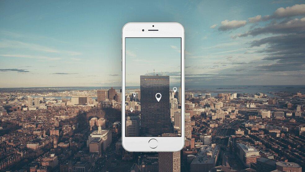 اپلیکیشنهای مکان یاب در خدمت مدیریت پایدار شهر