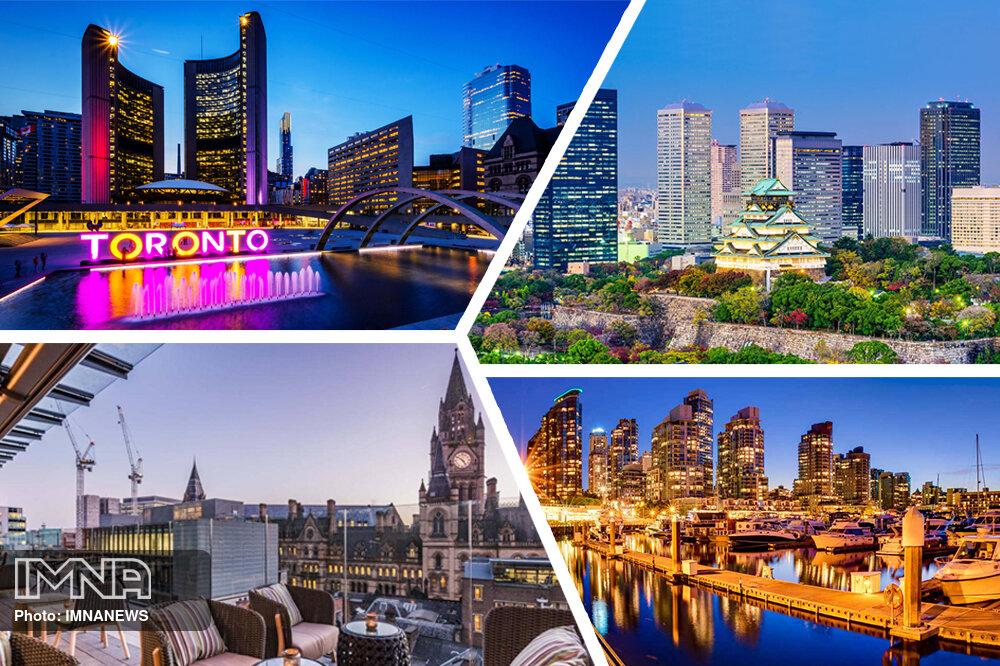 از منچستر تا اوزاکا در شبکه شهرهای خلاق