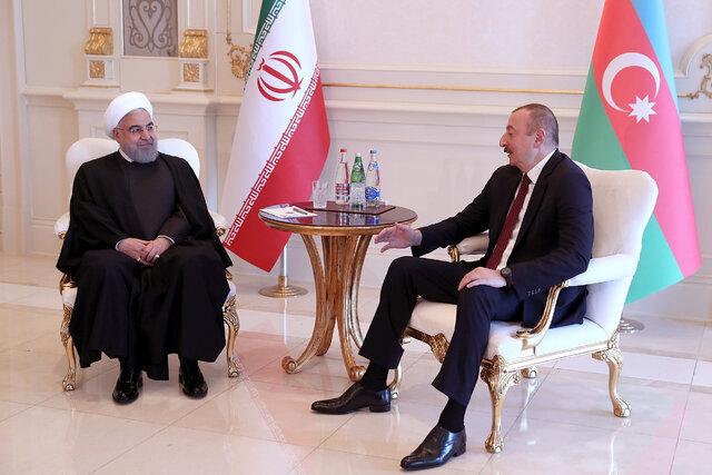 ایران آماده ساخت نیروگاه در جمهوری آذربایجان است