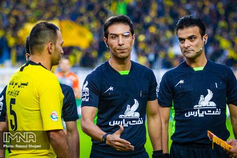 بیانیه باشگاه آلومینیوم اراک درباره داوری دیدار این تیم مقابل سپاهان