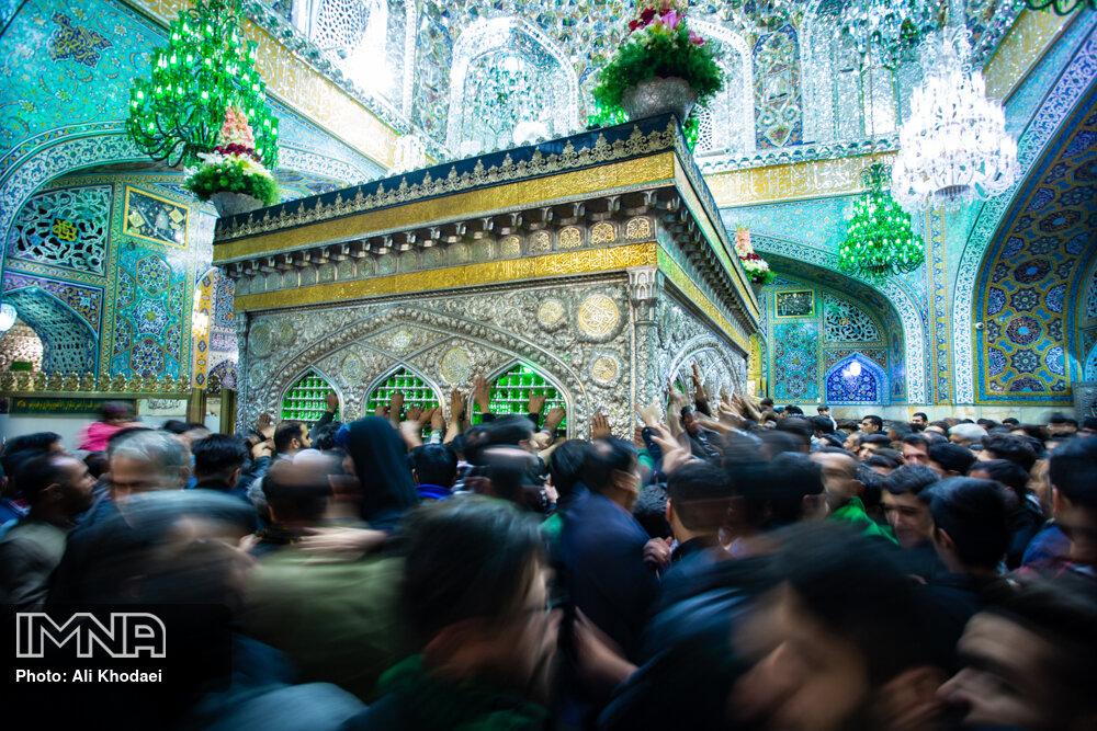 تبریک ولادت امام رضا ۹۹ + عکس و اس ام اس