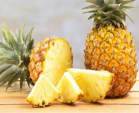 آناناس میوه ضد کرونا / آشنایی با فواید گل کلم