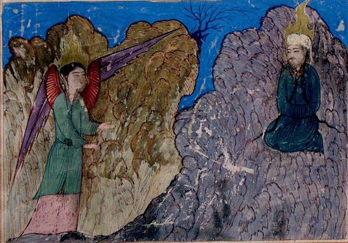 نگارگری قرنها تجلی فرهنگ لطیف ایرانی بوده است