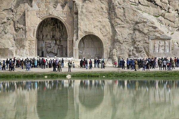 ظرفیتهای گردشگری کرمانشاه باید به کار تبدیل شود