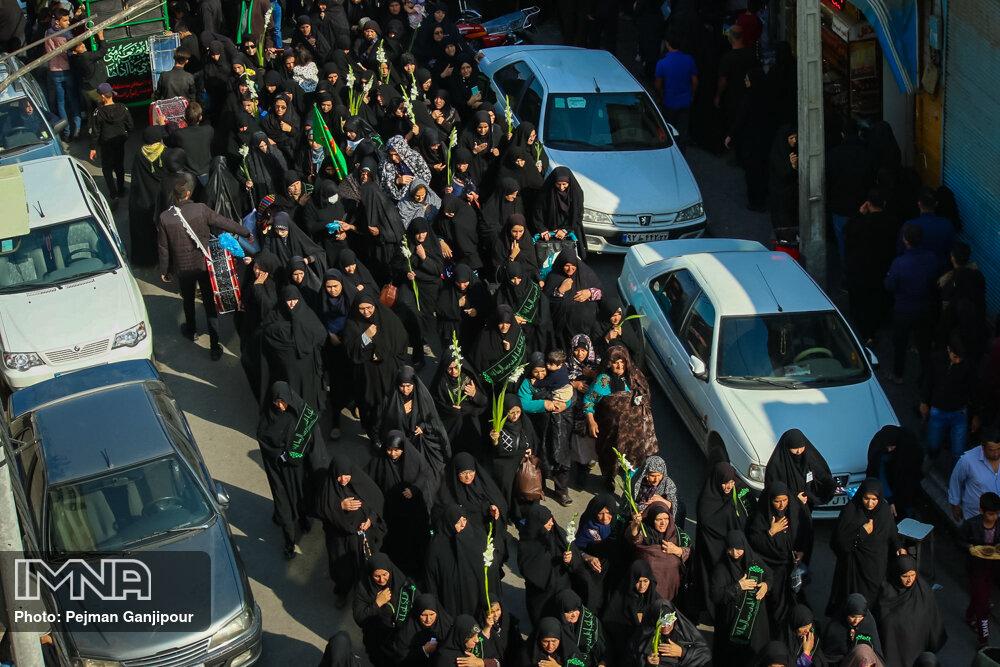 خُرده اقدامات مشهد برای ارتقای امنیت زنان