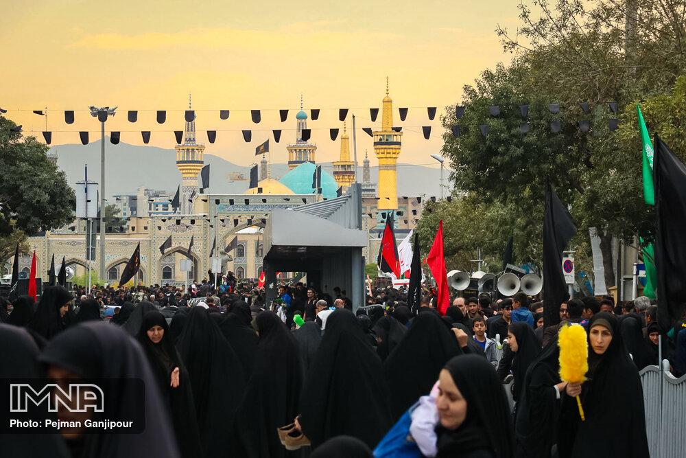 پروژههای پیادهمحور و ارتقای امنیت زنان مشهد