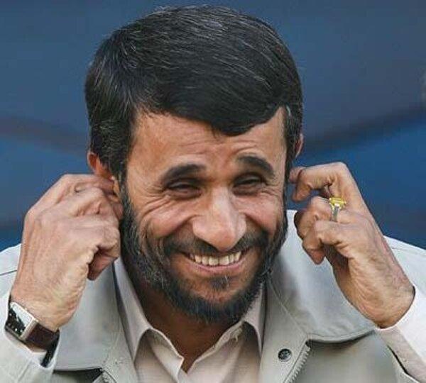 احمدی نژاد دست پخت اصولگریان بود