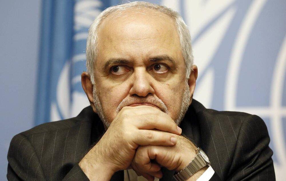 ظریف: سیاست آمریکا، سیاست فشار بر مردم ایران است