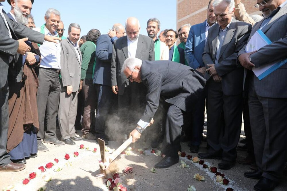 احداث بزرگترین مجتمع فرهنگی-آموزشی ناشنوایان کشور در اصفهان