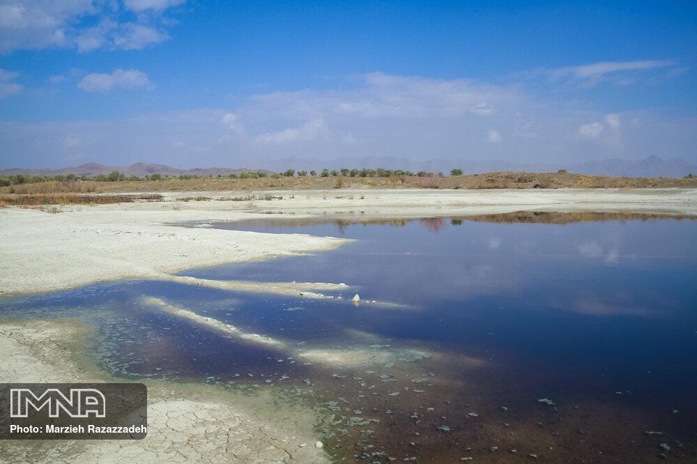 سرریز آب های آلوده به زاینده رود