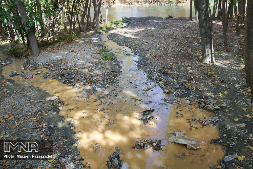 نفوذ شیرابه و آلودگی پسماندها به منابع آب اصفهان