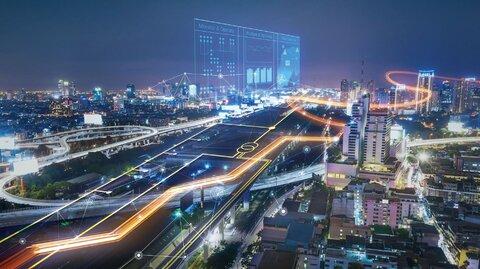 نمایشگاه مدیریت شهری هوشمند