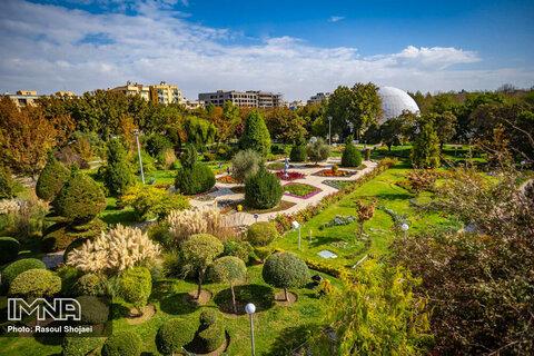 باغ گل های اصفهان