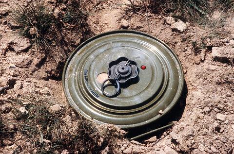 انفجار مین در افغانستان جان ۹ کودک را گرفت