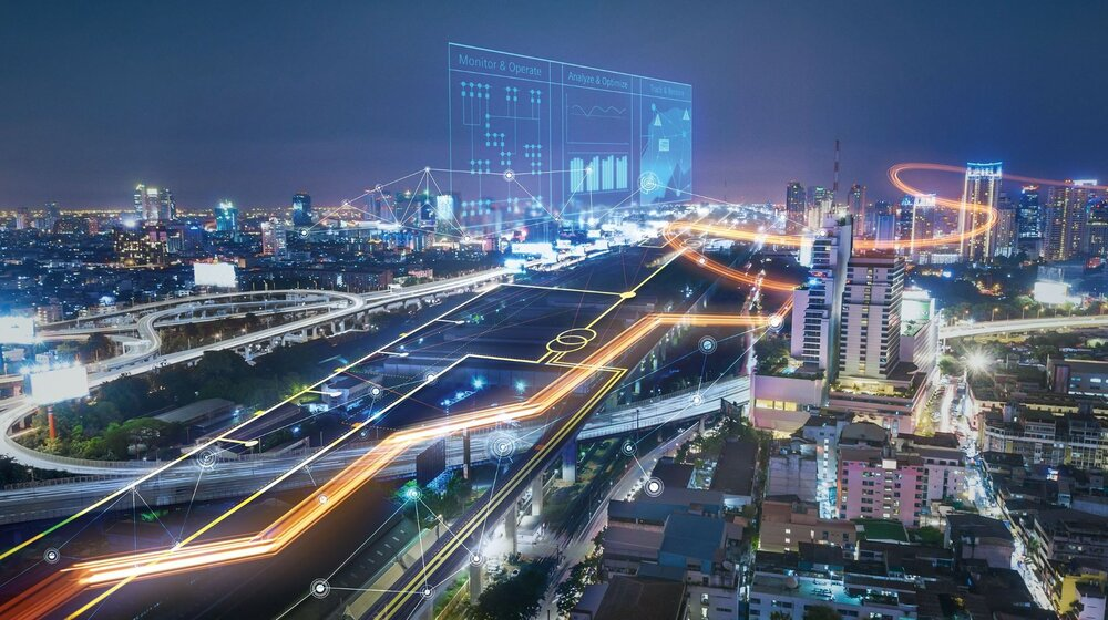 شهر هوشمند، یک راهبرد است