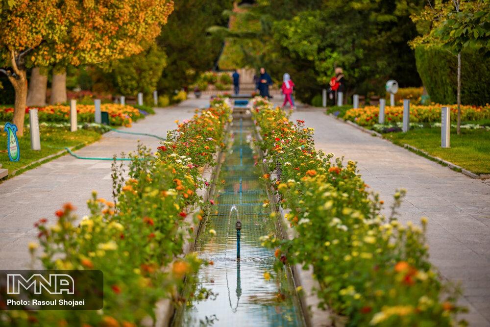 فاز نخست باغ ایرانی سال آینده به بهرهبرداری میرسد