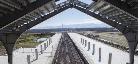 ایستگاه راهآهن اصفهان توسعه مییابد
