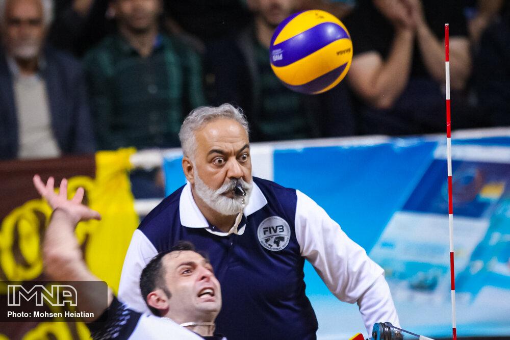 راهاندازی کانال آکادمی ملی آنلاین داوران والیبال