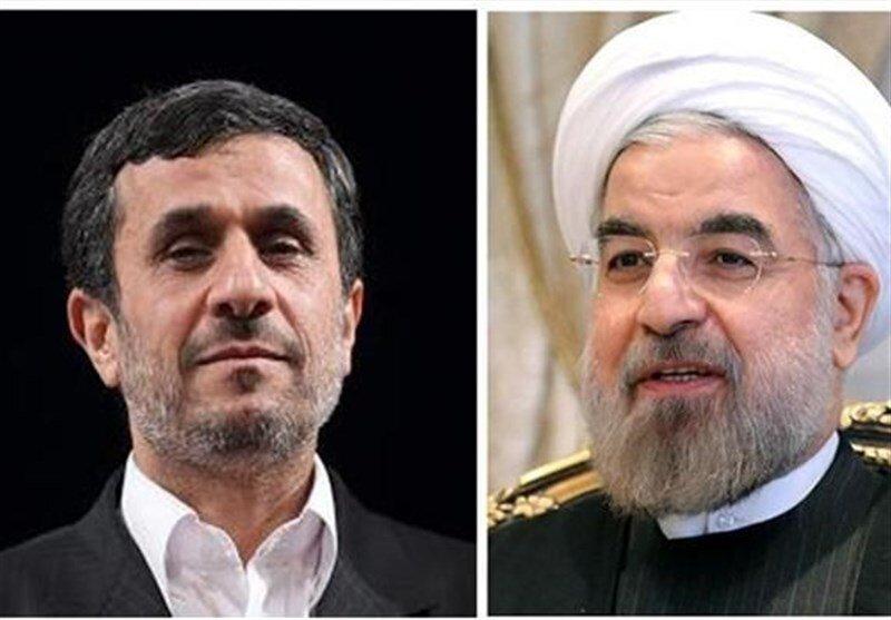 «بگم، بگم» احمدی نژاد یا «میگویم» روحانی؟