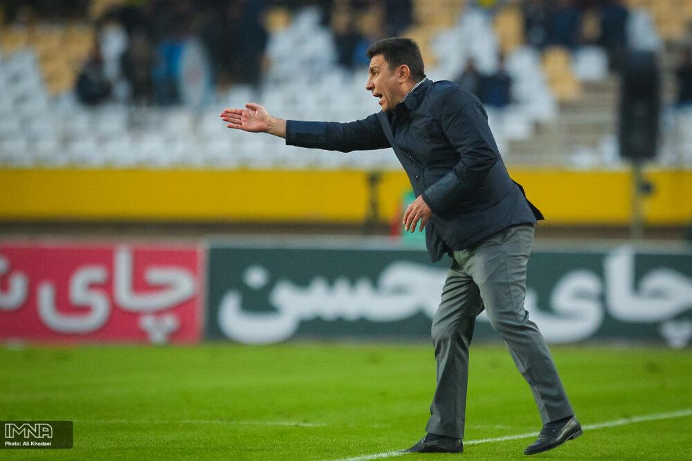 سپاهان توانست به شرایط ایده آل برگردد/ تیم های سعودی با خاطرات خوب از ایران رفته اند