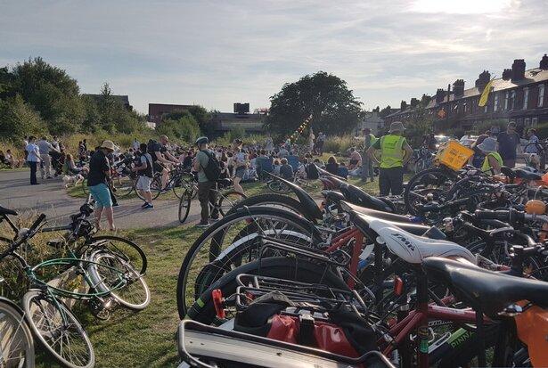 مشارکت همگانی در ترویج فرهنگ دوچرخهسواری