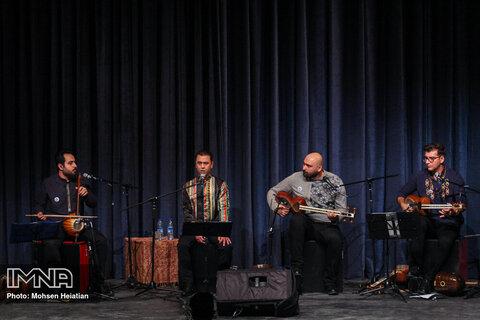 کنسرت گروه پل
