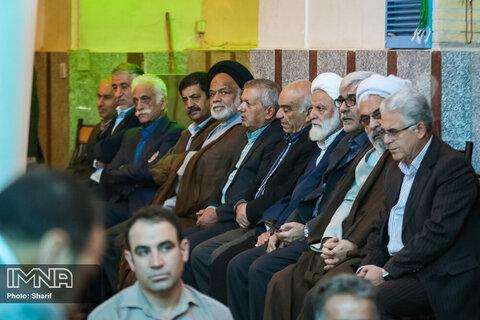 """مراسم هفتمین روز درگذشت مرحومه """"اعظم طالقانی"""""""