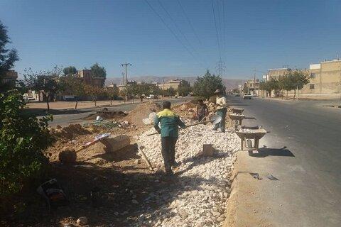 اطرح اصلاح هندسی معابر و آموزش ترافیکی در مدارس شیراز