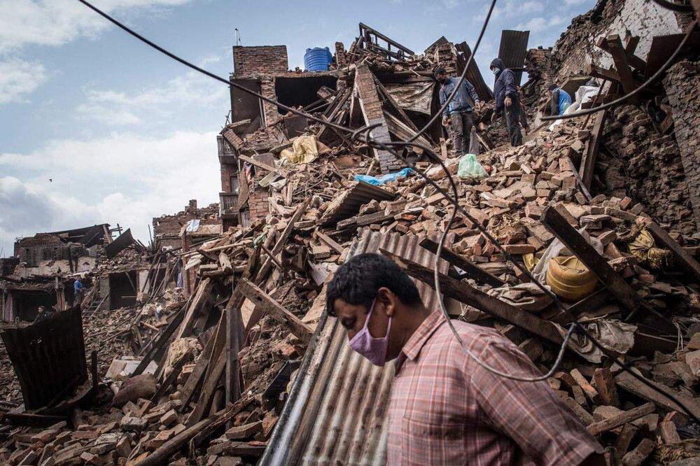 توزیع ۴ هزار دستگاه چادر در بین زلزلهزدگان قطور