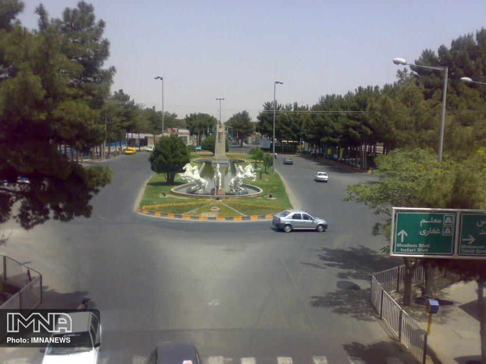 امکان مشاهده محدوده محلات شهری بیرجند در سامانه ESUP