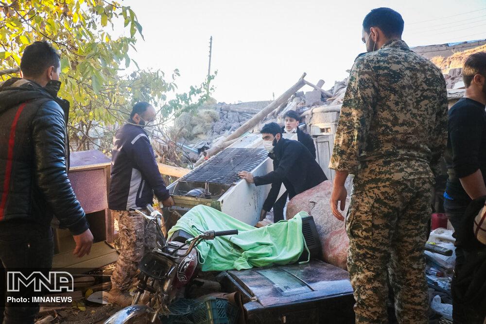 بازسازی سریع مناطق زلزله زده شهرستان دنا ضروری است