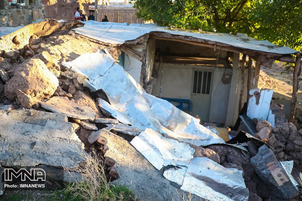 ۱۹۲۰ واحد مسکونی خسارت دیده در زلزله شهرستان دنا