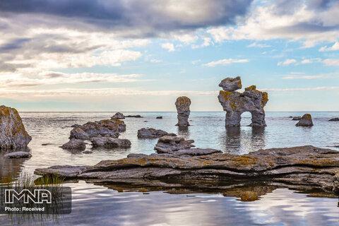 جزیره Fårö در سوئد