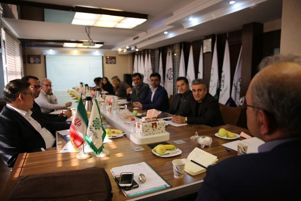 سی و دومین نشست معاونان برنامهریزی کلانشهرها در تهران برگزار شد