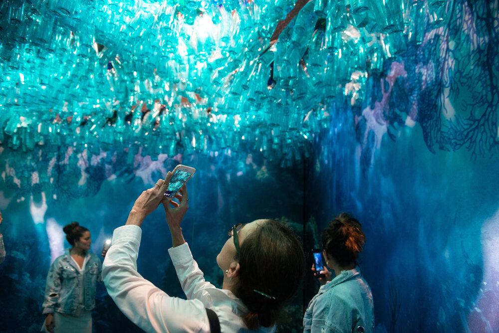 برگزاری نمایشگاه مفهومی در نیویورک با الهام از مسائل زیستمحیطی