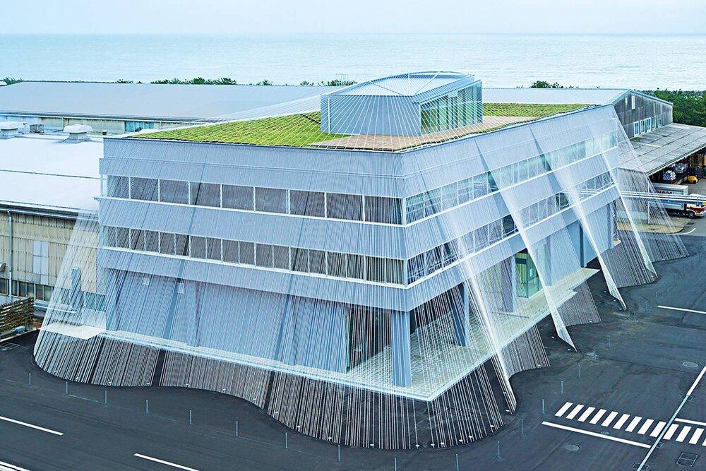 بینظیرترین بناهای ضد زلزله ژاپن