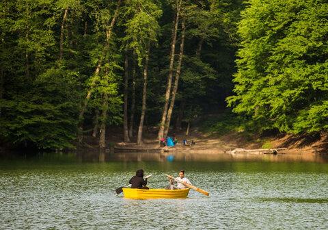 پیشرفت ۷۰ درصدی احداث دریاچه مصنوعی دوگنبدان